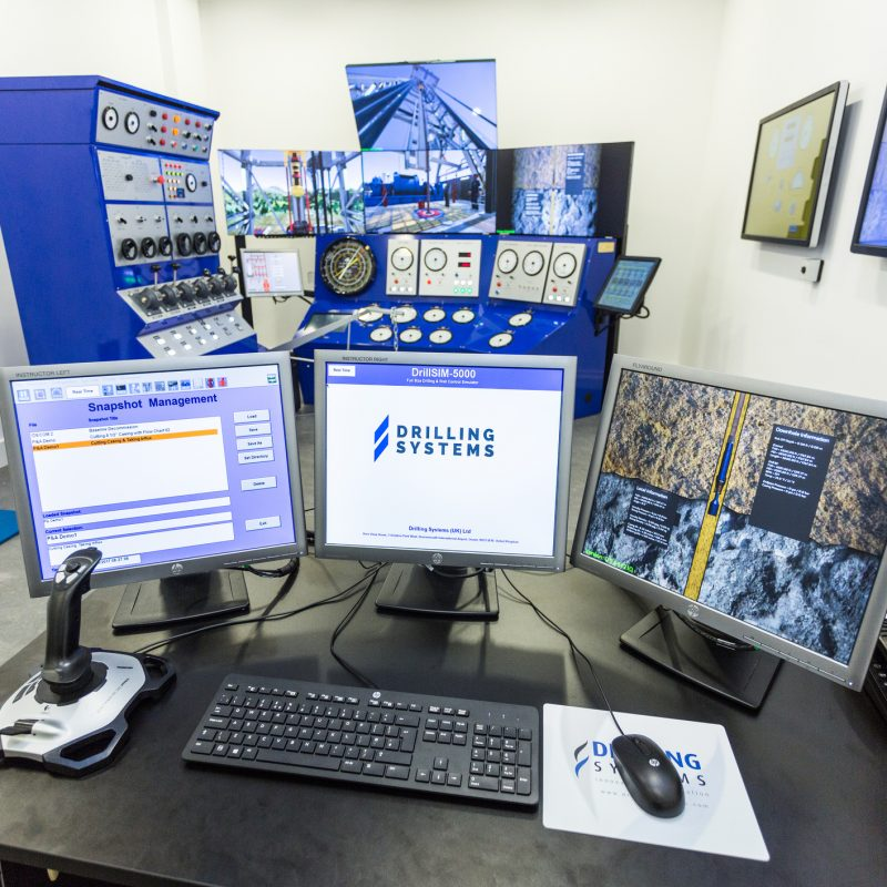 De-Commissioning Drilling and Well Control Simulator