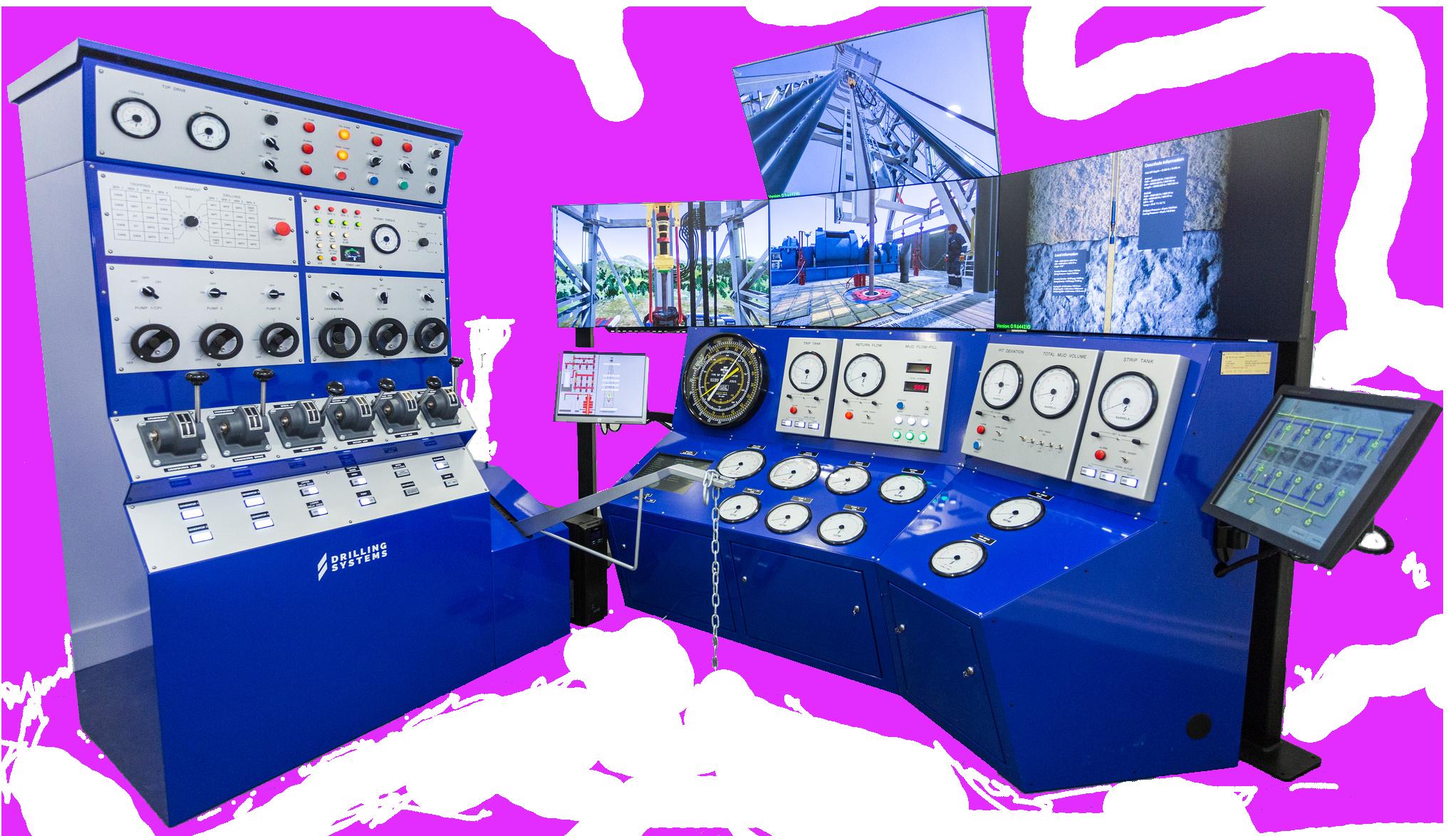 DrillSIM:5000 Transparent Product Image